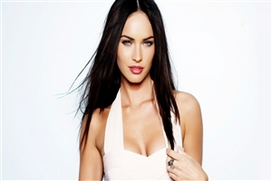 Beautiful Actress Megan Fox Photo