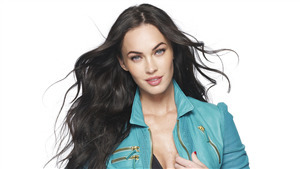 Crazy Look of Megan Fox HD Wallpaper