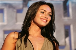 Cute Smile of Megan Fox HD Images