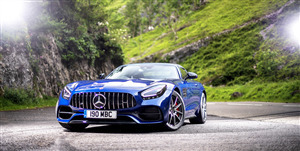 Mercedes AMG GT S Roadster 5K Car Wallpaper