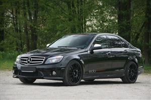 Mercedes Benz C63 AMG Car