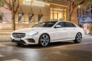 Mercedes Benz E Class 2017 Car HD Photo