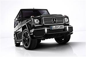 Mercedes Benz G65 AMG Car Wallpapers