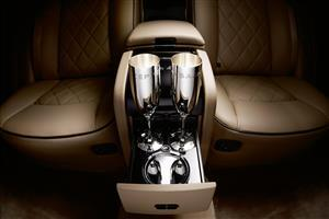 Mercedes Benz Maybach Car Interior Wallpaper