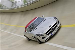 Mercedes Benz SLS AMG Car