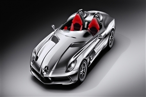 Wallpaper of Car Mercedes Benz SLR McLaren