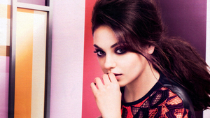 Lovely Photo of Mila Kunis Actress