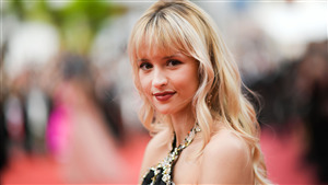 Angele Belgian Singer in Cannes Film Festival 2019 HD Photos