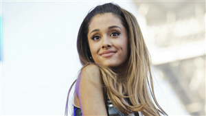 Beautiful Ariana Grande American Singer HD Photo