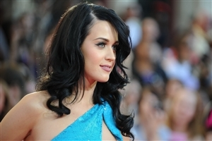 Beautiful Look of Katy Perry American Singer Wallpaper