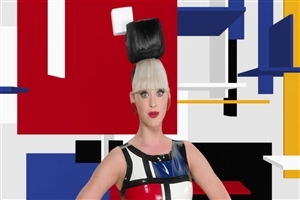Beautiful Popular American Singer Katy Perry with New Hair Style HD Wallpapers