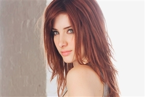 Beautiful Susan Coffey American Model Wallpapers