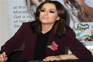 Cute Cher Lloyd of Singer and Songwrite Wallpaper