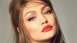 Cute Model Gigi Hadid 4K Wallpaper