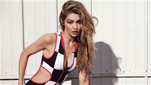 Gigi Hadid Fashion Model HD Photo
