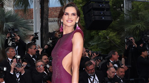Izabel Goulart Brazilian Supermodel in Cannes Film Festival 2019 Photo