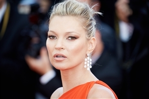Kate Moss Model Wallpaper