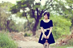 Lonely Asian Girl Wallpapers