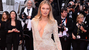 Romee Strijd Dutch Model in Cannes Film Festival 2019 HD Photos