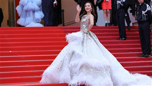 Singer Jessica Jung in Cannes Film Festival 2019 4K Photo