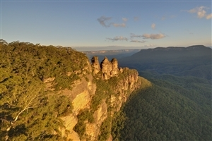 Three Sisters in New South Wales Australia Travel 2018 Wallpaper