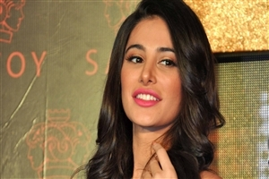 Cute Smile of Nargis Fakhri Hindi Film Heroine