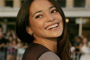 Cute Smile of Natalie Martinez