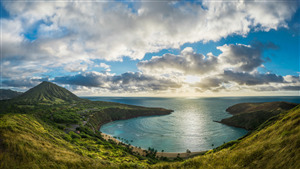 Hanauma Bay Hawaii Beautiful Nature Wallpaper