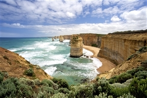 The Twelve Apostles Nature View in Australia Wallpaper