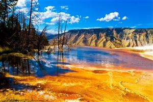 Yellowstone National Park in USA HD Wallpapers