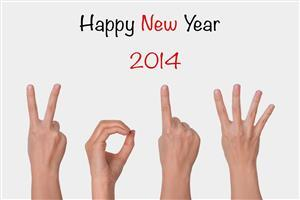 Latest Happy New Year 2014 Wallpapers