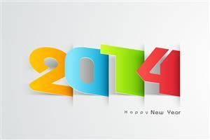 Latest Happy New Year 2014 Wish Wallpapers