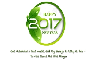 New Year Resolution HD Photo