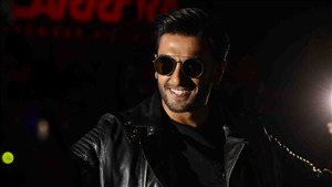 5K Wallpaper of Ranveer Singh