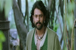 Actor Prabhas in Baahubali 2 Hindi Film Photo