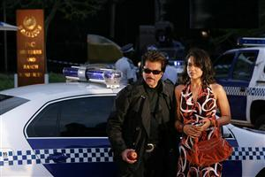 Anil Kapoor in with Sameera Ready