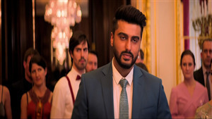 Arjun Kapoor in Indian Film 2018 Namaste England
