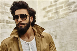 Best Indian Handsome Actor Ranveer Singh Wallpaper