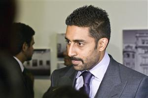 Bollywood Star Abhishek Bachchan in Suite