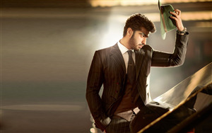 Classic Look of Arjun Kapoor Indian Actor Photo