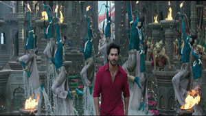 Handsom Actor Varun Dhawan in 2019 Movie Kalank