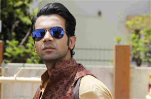 Indian Actor Rajkummar Rao in Sunglasses