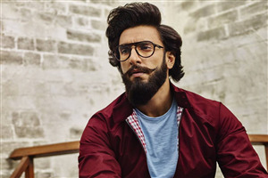 Ranveer Singh Indian Hero HD Wallpaper