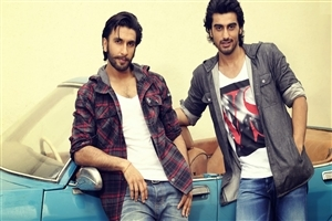 Ranveer Singh and Arjun Kapoor in 2014 Upcoming Hindi Bollywood Movie
