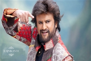 South Super Star Hero Rajnikanth Big Actors Wallpapers