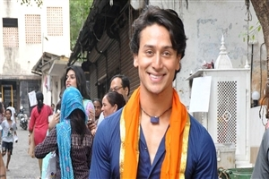 Tiger Shroff New Bollywood Actor HD Wallpapers