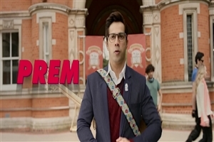 Varun Dhawan in Judwaa 2 Movie Wallpaper