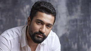 Vicky Kaushal Indian Actor Photo