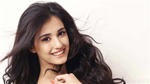 4K Wallpaper of Disha Patani Smile Face