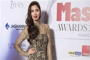 Actress Mahira Khan HD 4K Resolution Wallpaper